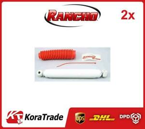 2x Rs5259 Rancho Shock Absorbers Pair Shocker Oe Quality