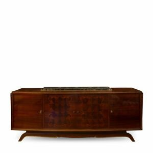 French Art Deco Palissandre Sideboard C 1940