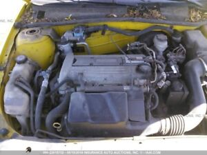02 05 Chevy Cavalier Sunfire 5 Speed M T Transmission Assembly Only 84 K