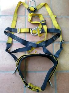 Dbi Sala L xl Lineman Body Harness 3521 4 And Safety Belt 910 4 310 Lb Max