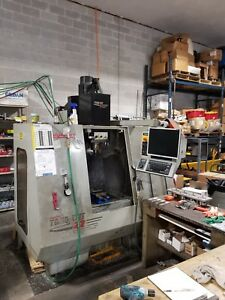 1996 Bridgeport Torqcut 22 Cnc Vertical Machining Center