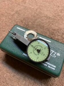 Federal Testmaster Dial Test Indicator W case Jeweled 001