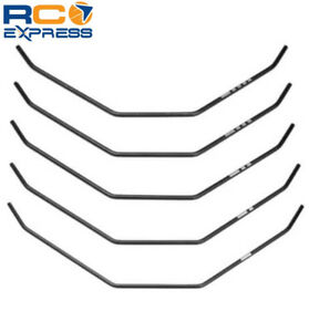 Tekno RC Sway Bar Set front bars only 1.5 1.6 1.7 1.8 1.9mm EB410 TKR6624 $15.62
