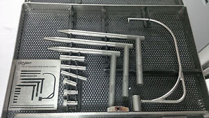 Stryker 170 47 Nisonson Wire Guide System Miami