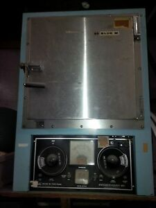 Blue M Vacuum Oven Powermatic Model Pom 16vc 2 Miami