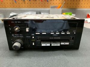 Oem Delco 1987 Buick Grand Nationalregal Gm Radio Cassette Stereo Model 16065414