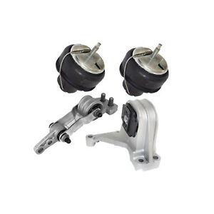 Engine Motor Mounts Kit For Volvo S60 Front Upper Rear Lower 2 3 2 4 2 5 L