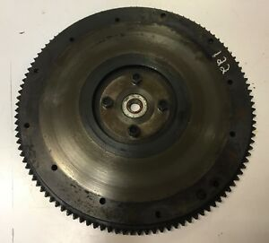 1949 1950 1951 1952 1953 Ford Flathead V8 Flywheel For Restore 14 122 Tooth