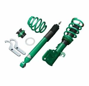 Tein Street Basis Front And Rear Lowering Coilover Kit For 90 93 Acura Integra