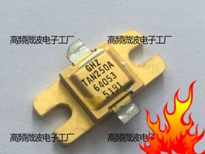 1pc For Ghz Tan250a High Frequency Tube Microwave Rf Power Transistor zmi