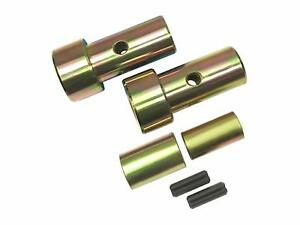 Quick Hitch 3 Point Pins Bushing Kit Category 1 Fast Simple Free Shipping