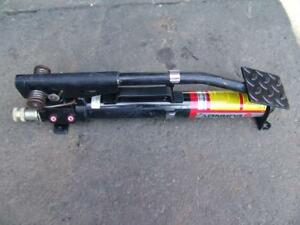 Burndy Fp10qd Hand Foot Hydraulic Pump 10 000 Psi Great Shape