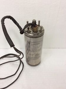 Franklin Electric 2443030117 Deep Well Submersible Pump Motor 1 3 Hp 4 230v 1 P