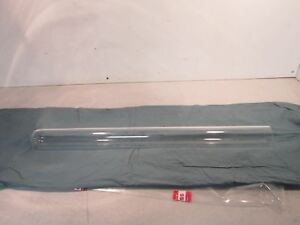 Heraeus Large Glass Test Tube 33 5 X 2 75 X 2 75 1 16 Inch Thick Wall