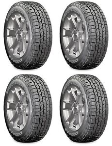 4x Cooper Discoverer At3 4s 235 70r16 28 10x9 25x16 Tires 106t