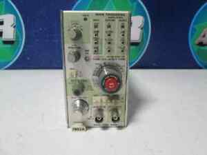 Tektronix 7b53a Dual Time Base Module