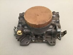 1964 65 Buick Wildcat Gs Carter Afb 2x4 Secondary Carb Nos 3645 Dated B J 4