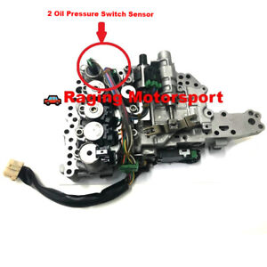 Valve Body Transmission Jf011e Re0f10a F1cja Cvt For Nissan Mits Dodge Oem