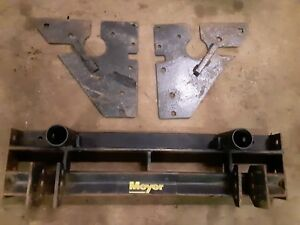 Used Meyer Ez Classic Tube Mount 84 02 Jeep Cherokee Comanche Truck 18084 18062