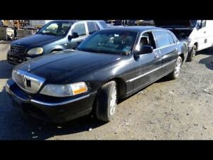Passenger Right Center Pillar Fits 03 11 Lincoln Town Car 584288