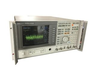 Hp Keysight 89441a Vector Signal Analyzer Opt Options 1c2 Ay7 Ay9 Aya Ayb Ufg