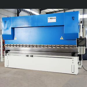 New Krras 14 X 280 ton Cnc Press Brake Accurpress Amada Cincinnati Trumpf