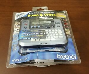 Brother P touch Pt 1280 Electronic Labeler Label Printer Brand New Sealed