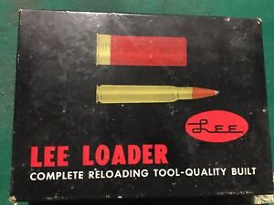 Vintage Lee Loader Reloading Tool 303 British .311