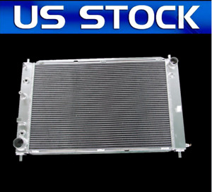 2139 3 Row Aluminum Radiator For Ford Mustang Gt Svt Cobra 1997 2004 V8 4 6l