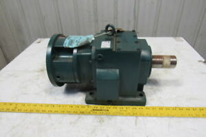 Dodge Hb682cn210tc 6 72 1 Ratio 24 68hp 260rpm Output Helical Gear Reducer