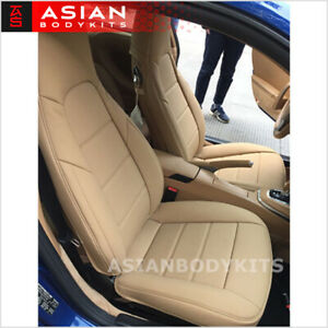 Eco Leather Car Seat Covers For Porsche 911 997 Boxster Cayman 987 2005 2011