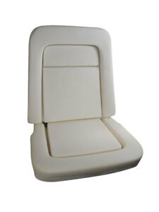 1968 1969 Ford Mustang Seat Foam Standard Or Deluxe 1 Top 1 Bottom