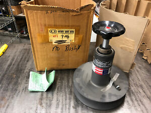 New Variable Speed Selector 411 700 Pulley 2 Bore No Collet