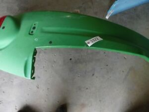 John Deere 7000 Series Tractor Left Fender Tag 2822