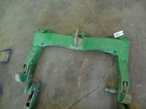 John Deere 4640 Tractor Category 2 Or 3 Reversible Quick Hitch dk Tag 2686