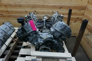 4 4l V8 Twin Turbo N63t Engine Awd Bmw 550i 650i 750i 2013 16 Low Compression