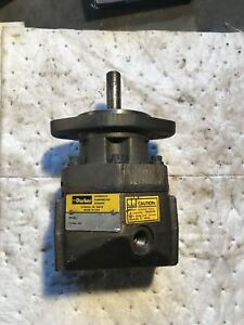 Parker M4b01510s20nv High Speed Hydraulic Motor