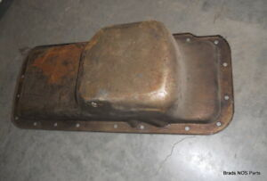 Nos New Mopar 1974 1978 Plymouth Dodge Chrysler 400 440 Oil Pan Pn 3751934 933