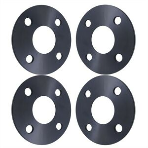 4pcs 5mm Hubcentric Wheel Spacers Fits Acura Integra Gsr Ls Rs Gs Dc2 Db8 4x100