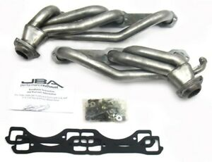 Jba Gm Fullsize Truck Suv 1996 2000 Small Block Chevy Cat4ward Headers P N 1832s