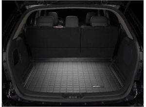 Weathertech Black Cargo Liners Ford Edge 2007 2012