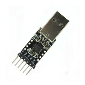 6pin Usb 2 0 To Ttl Uart Module Serial Converter Cp2102 Stc Replace Ft232 Diy