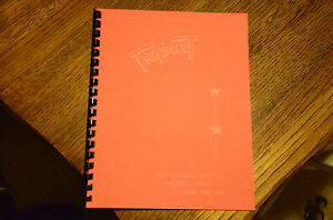 Triplett 3444 Tube Tester Complete Manual Reprint With 21 Pgtest Data Supplement