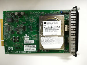 Hp Designjet Z3100 Z2100 24 Or 44 Formatter Board With New Hd