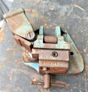 Roper Whitney No 51 Angle Iron Flat Bar Bender Ironworker Machinist Welder To