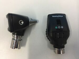 Welch Allyn 25020 Otoscope And 11720 Ophthalmoscope
