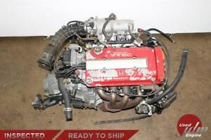 Jdm 96 97 Acura Integra Type R B18c Engine 5 Speed Lsd S80 Trans Swap Dc2