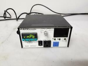 J kem Scientific Model 210 Timer Temperature Controller
