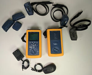 Fluke Networks Cable Analyzer Dsp 4300 W Smart Remote Dsp 4300sr