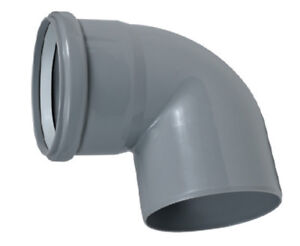 Centrotherm Polypropylene Innoflue Isel0687 6 90 Degree Elbow